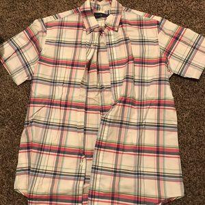 Ralph Lauren Short Sleeve Button Up